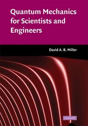 Quantum Mechanics for Scientists and Engineers imagine