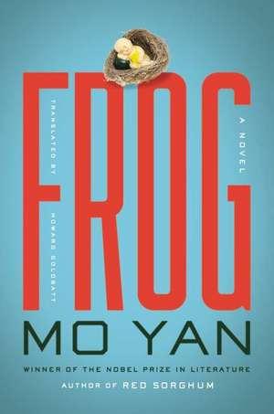 Frog de Mo Yan