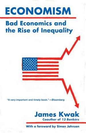 Economism de James Kwak