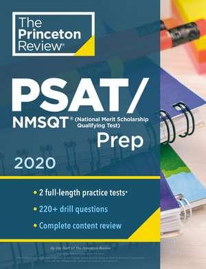 Princeton Review PSAT/NMSQT Prep 2020 de Princeton Review