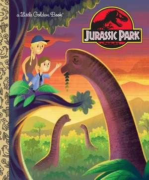 Jurassic Park Little Golden Book (Jurassic Park) de Arie Kaplan