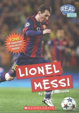 Lionel Messi de Marie Morreale