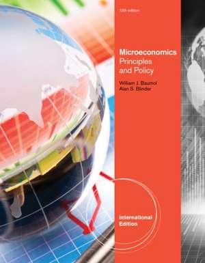 Baumol, W: Microeconomics imagine