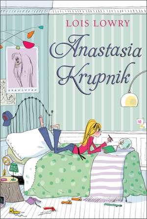 Anastasia Krupnik de Lois Lowry