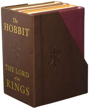The Hobbit and The Lord of the Rings: Deluxe Pocket Boxed Set de J.R.R. Tolkien