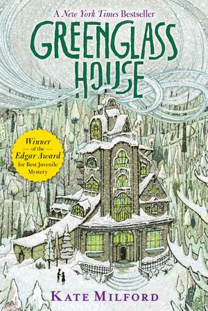 Greenglass House de Kate Milford