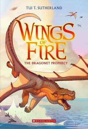 The Dragonet Prophecy de Tui T Sutherland