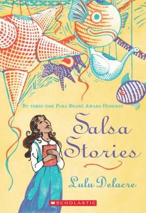 Salsa Stories de Lulu Delacre