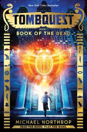 Book of the Dead (Tombquest, Book 1) de Inc. Scholastic