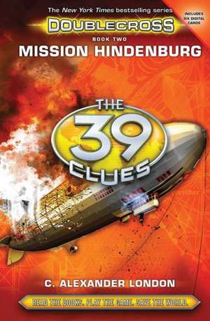 Mission Hindenburg (the 39 Clues