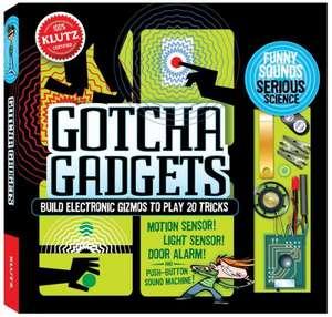 Build Your Own Gotcha Gadgets de Anne Akers Johnson