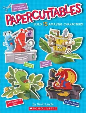 Papercuttables de David Landis