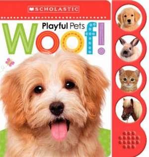 Playful Pets Woof!