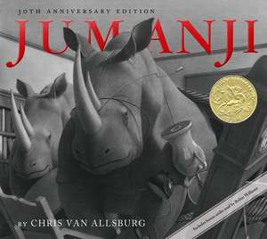Jumanji 30th Anniversary Edition
