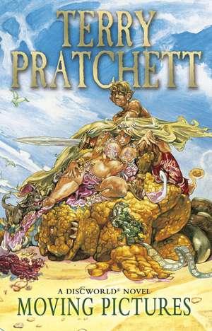 Moving Pictures de Terry Pratchett