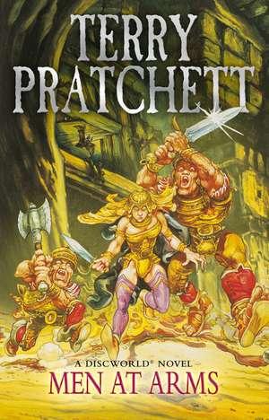 Men at Arms de Terry Pratchett