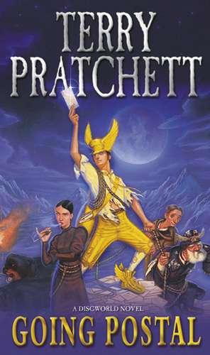 Going Postal de Terry Pratchett