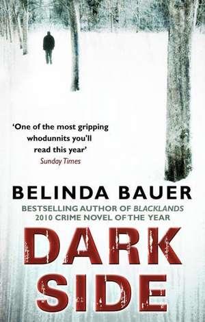 Darkside de BELINDA BAUER