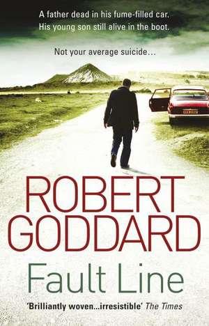 Fault Line de Robert Goddard