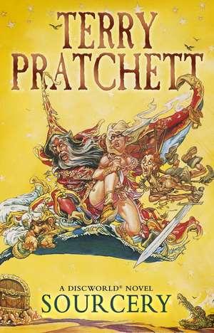 Sourcery de Terry Pratchett