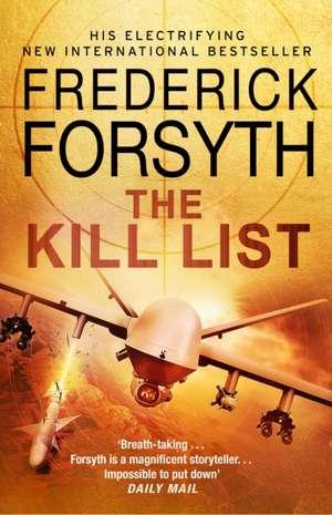 The Kill List de Frederick Forsyth