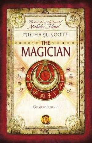 The Secrets of the Immortal Nichals Flamel 02. The Magician