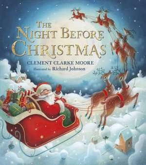 The Night Before Christmas de Clement C. Y. Moore