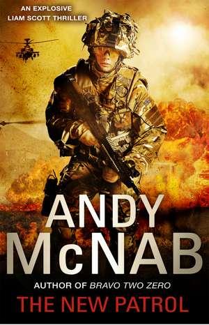 The New Patrol de Andy McNab