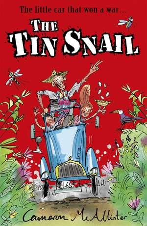 The Tin Snail de Cameron McAllister