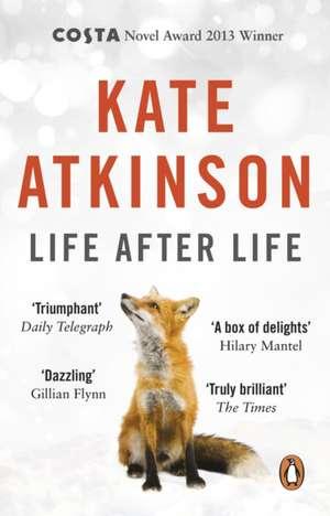 Life After Life de Kate Atkinson