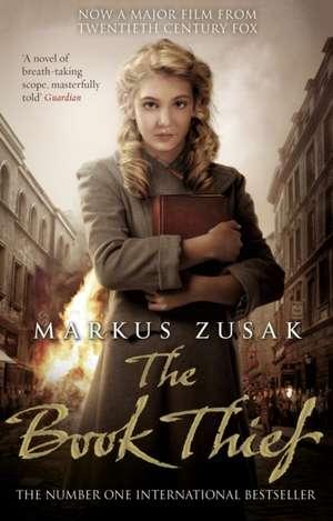 The Book Thief. Film Tie-In de Markus Zusak