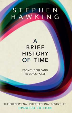 A Brief History of Time de Stephen Hawking