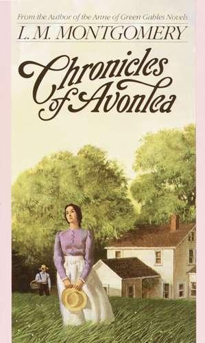 Chronicles of Avonlea de Lucy Maud Montgomery
