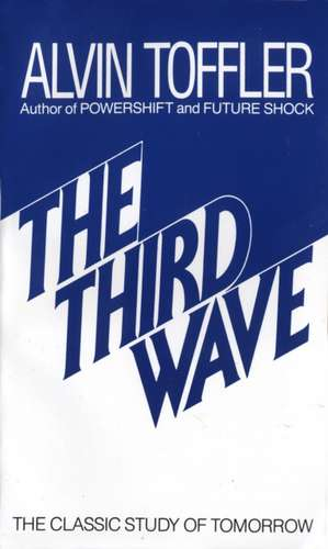 The Third Wave de Alvin Toffler