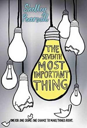 The Seventh Most Important Thing:  A Story about Knitting and Love de Shelley Pearsall