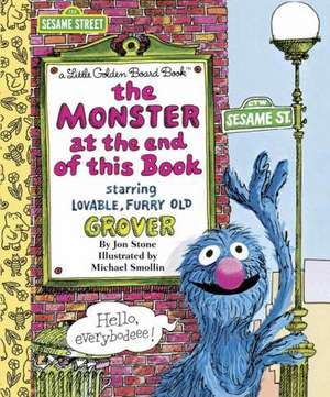The Monster at the End of This Book:  The Haunted Boardwalk de Jon Stone