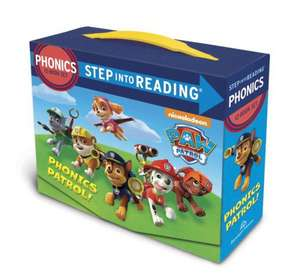 Paw Patrol Phonics Box Set de Jennifer Liberts
