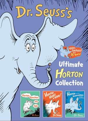 Dr. Seuss's Ultimate Horton Collection de Seuss
