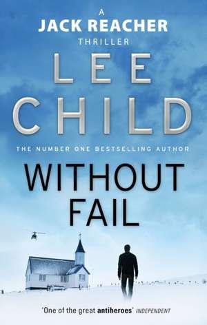 Without Fail de Lee Child