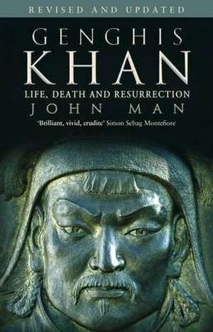 Genghis Khan de John Man