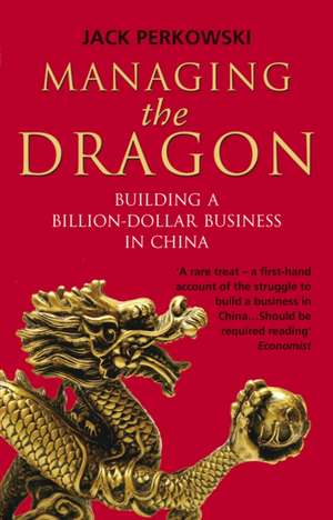 Managing the Dragon
