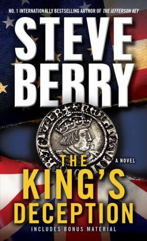 The King's Deception de Steve Berry