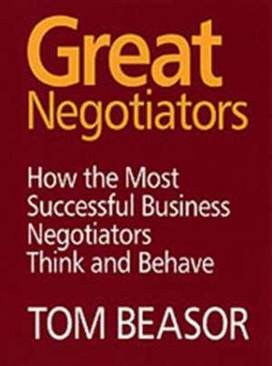 Great Negotiators imagine