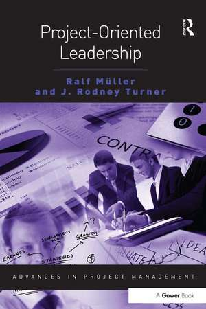 Muller, R: Project-Oriented Leadership