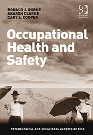 Occupational Health and Safety de  Cary L. Cooper