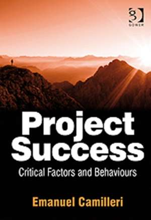 Project Success de Emanuel Camilleri