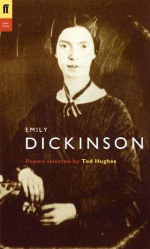 Emily Dickinson de Ted Hughes