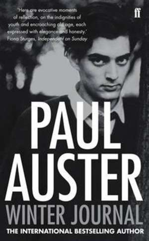 Winter Journal de Paul Auster