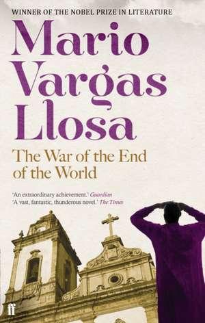 The War of the End of the World de Mario Vargas Llosa