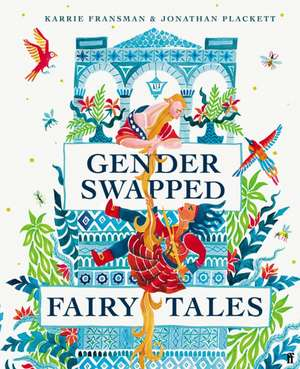 Gender Swapped Fairy Tales imagine